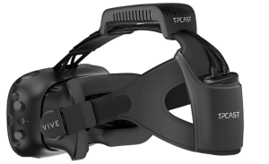 Wireless HTC Vive by TPCAST